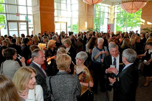 Peak 2012 Reception
