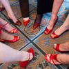 """There's No Place Like Home"" – click your red heels"
